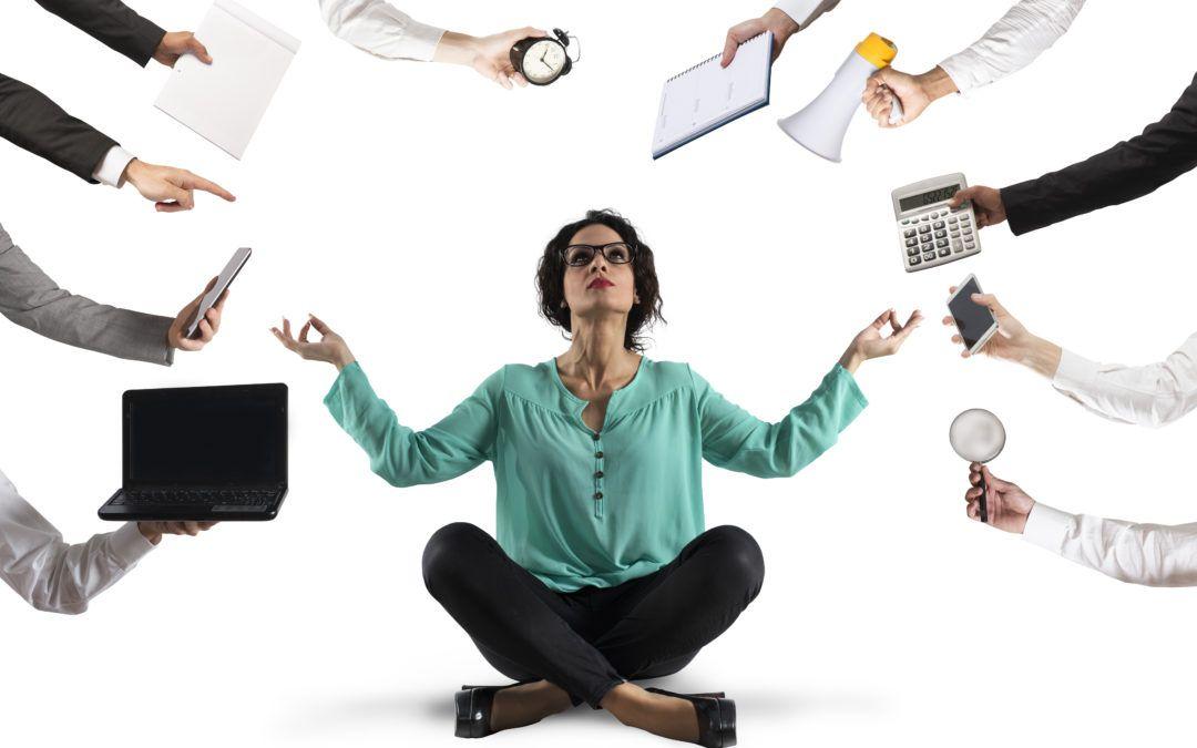 Stress, Angoisses, Anxiété : restez ZEN !